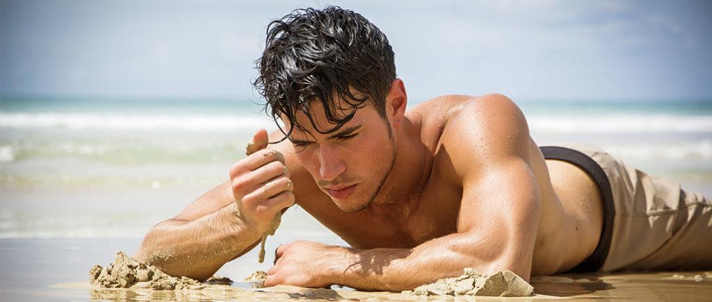 Das 1x1 der Badehosen für Männer | © theartofphoto - stock.adobe.com