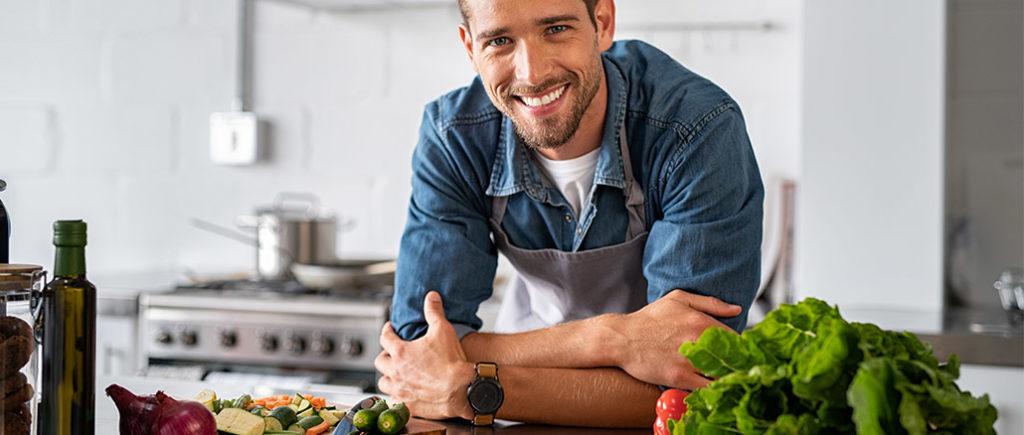 Männer: 10 Essgewohnheiten zum Abnehmen | © Rido - stock.adobe.com