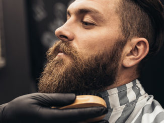 Bartpflege-Tipps: Barber-Shop | © hedgehog94 - stock.adobe.com