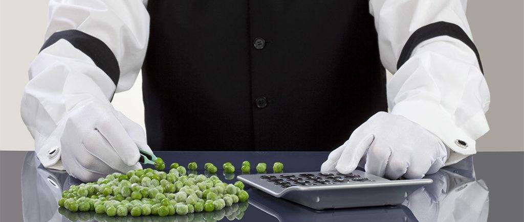 Erbsenzählerei ist schlecht für die Beziehung | © tunedin - stock.adobe.com