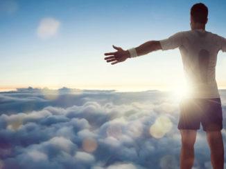 Voller Energie und motiviert durchs Leben | © photoschmidt - stock.adobe.com