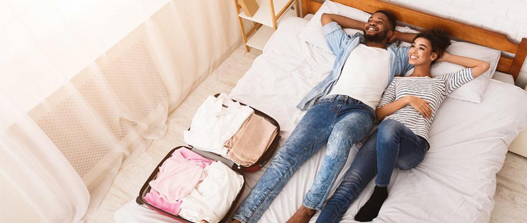 Liebesurlaub gegen Erektionsprobleme beim Mann | © Prostock-studio - stock.adobe.com