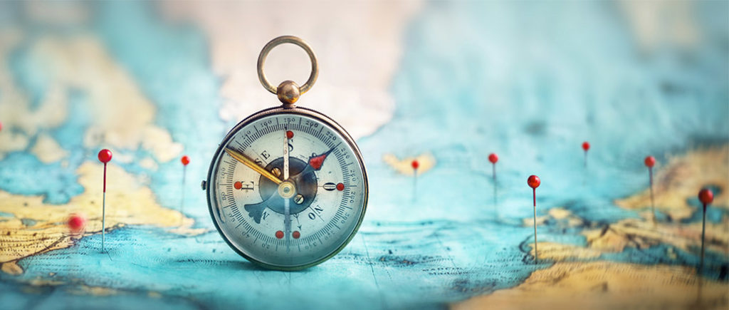 Erstes Date: Reisen als Gesprächsthema | © Tryfonov - stock.adobe.com