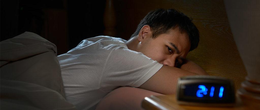 Gesundheits-Tipps Schlafstörungen | © amenic181 - stock.adobe.com