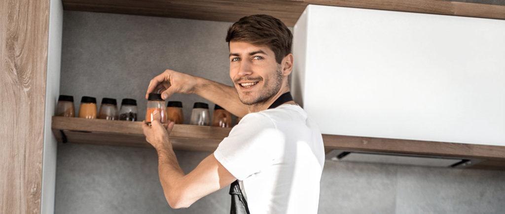 Gewürze und Kräuter für den Mann | © ASDF - stock.adobe.com