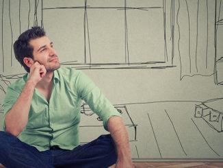 Junggesellenwohnung nach deinen Vorstellungen einrichten | © pathdoc - stock.adobe.com