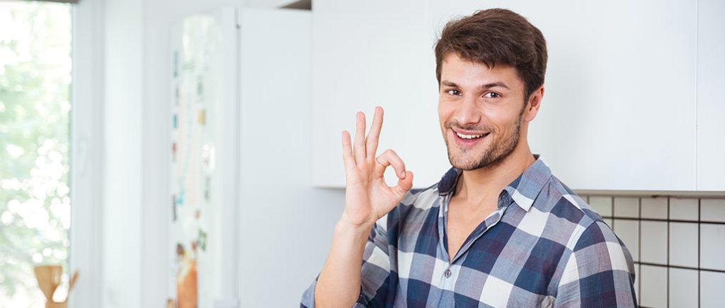 Erste Küche: 10 Dinge die jeder Mann braucht | © Drobot Dean - stock.adobe.com