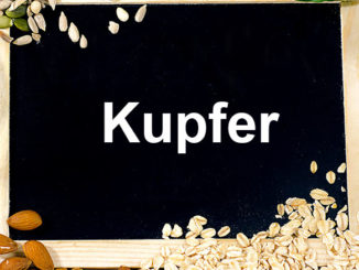 Mineralstoff Kupfer für Männer | © bit24 - stock.adobe.com