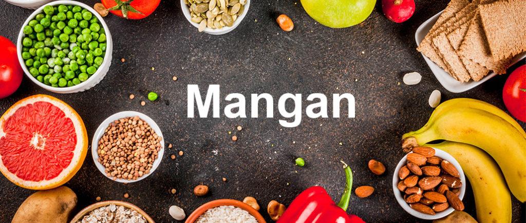 Mineralstoff Mangan für Männer | © ricka_kinamoto - stock.adobe.com