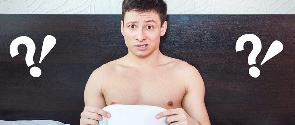 Penisprobleme: Diese 10 Bescherden nicht ignorieren | © feelphotoartzm - stock.adobe.com