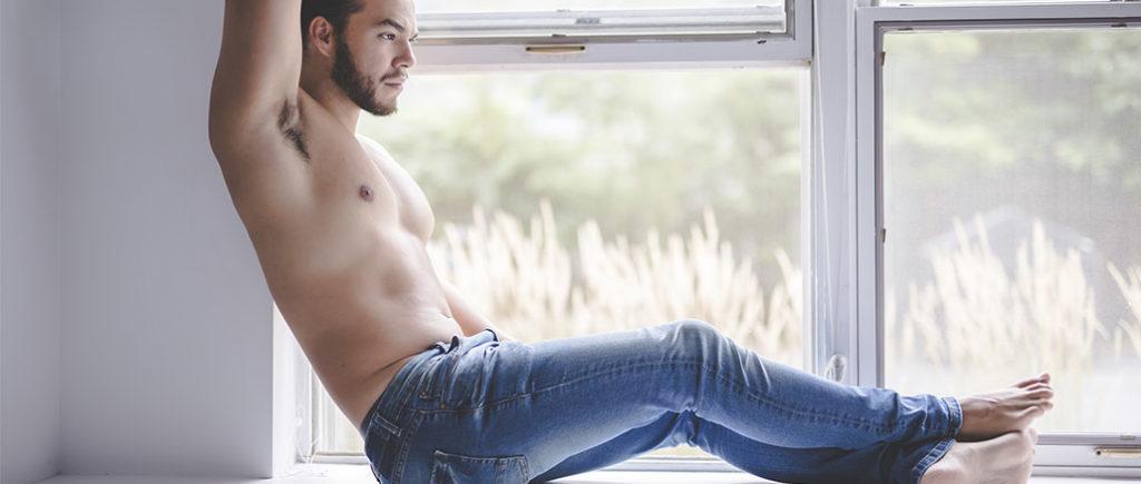 Perfekte Jeans finden für Anleitung für Männer | © pololia - stock.adobe.com