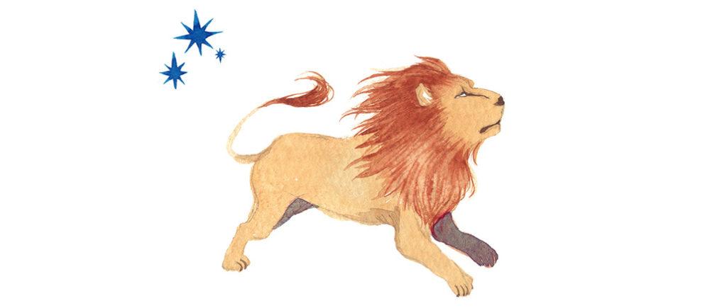 Sternzeichen für Männer Löwe | © tada - stock.adobe.com