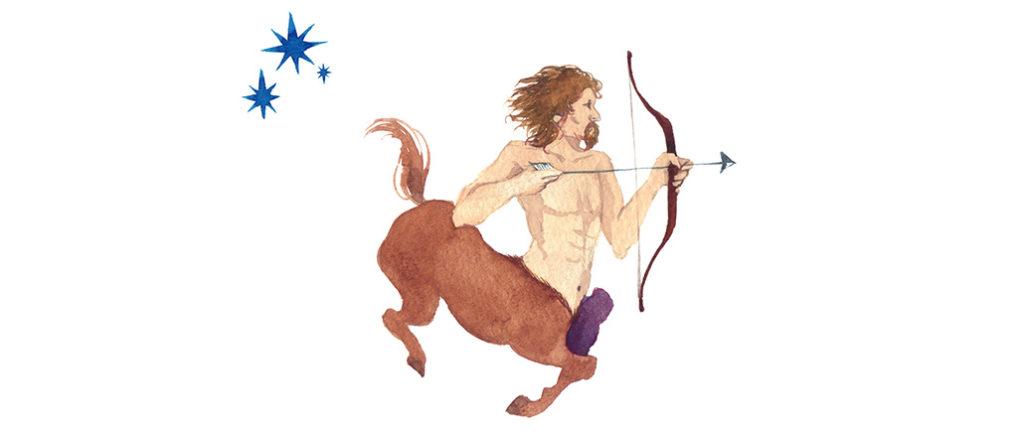Sternzeichen für Männer Schütze | © tada - stock.adobe.com