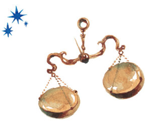 Sternzeichen für Männer Waage | © tada - stock.adobe.com