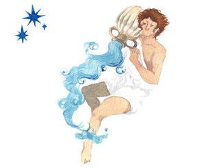 Sternzeichen für Männer Wassermann | © tada - stock.adobe.com