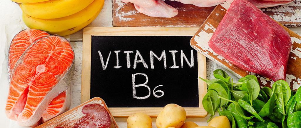 Vitamin B6 - Pyridoxin für den Mann als Nahrungsergänzung | © bit24 - stock.adobe.com