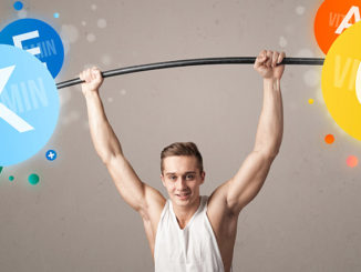 Vitamine für den Mann als Nahrungsergänzung | © ra2 studio - stock.adobe.com