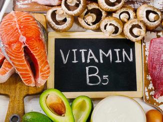 Vitamin B5 - Pantothensäure für den Mann als Nahrungsergänzung | © bit24 - stock.adobe.com