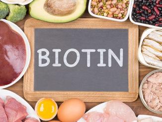 Vitamin B7 - Biotin für den Mann als Nahrungsergänzung | © photka - stock.adobe.com
