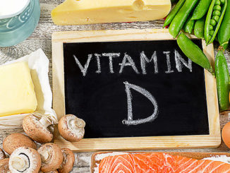 Vitamin D - Cholecalciferol für den Mann als Nahrungsergänzung | © bit24 - stock.adobe.com