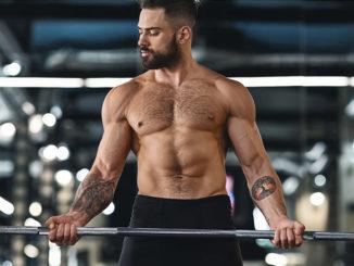 Wie viele Wiederholungen für den Muskelaufbau | © Prostock-studio - stock.adobe.com